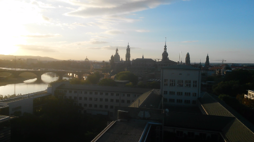 Dresden, the city of the PHPDD